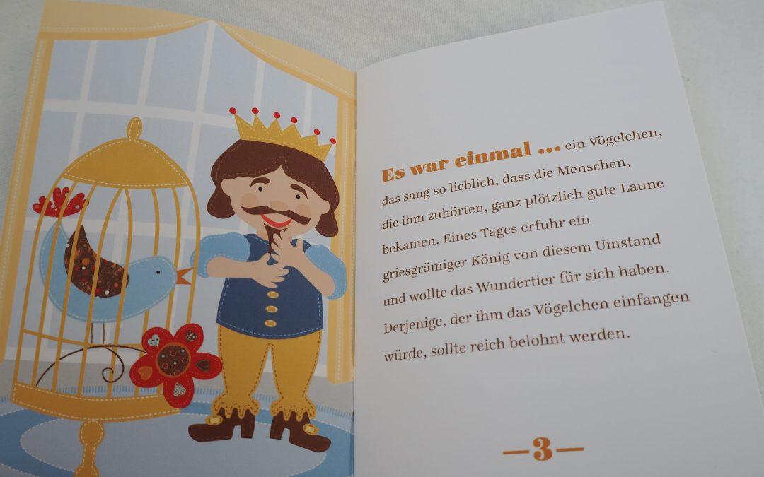 Ein Märchenbuch für gute Laune