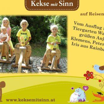 Anja, Klemens, Peter und Iris aus Rainbach
