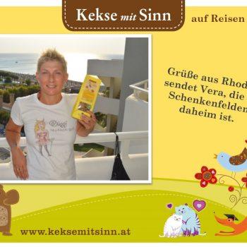 Vera Scherb aus Schenkenfelden