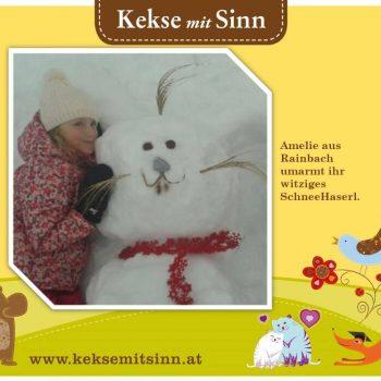 Amelie aus Rainbach